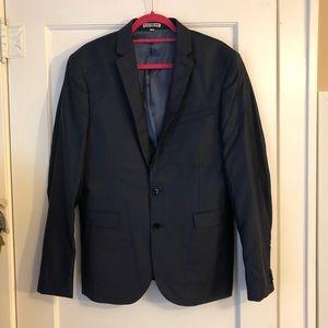 MENS Slate Blue Express Suit